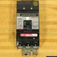 Square D KH36225 Circuit Breakers, 225 Amp, 600 Volt, 35 kAIR, I-Line, Used