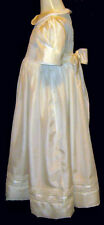 First Communion Dress - Hand Smocked - Fanny _ Size 8_Free Shipping