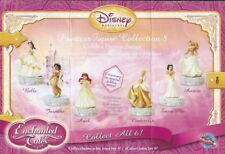 Disney PRINCESS MINI FIGURE COLLECTION #8 COMPLETE SET CAKE TOPPERS RETIRED NEW