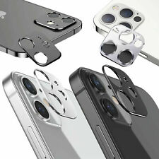 Camera Protector For iPhone 11 12 Pro Max Cam Shield Lens Metal Sticker Cover UK