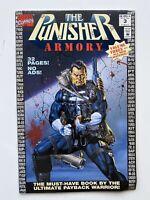 The Punisher Armory #3 Vintage Marvel Comics Guns Expose