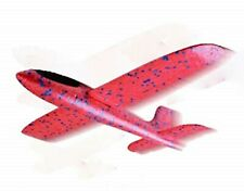 Toyland® 48cm Foam Gliding Airplane - Red - Outdoor Toys & Games (ES591)