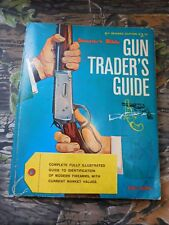 48 HOUR SALE!  Shooter's Bible - Gun Traders Guide from 1968