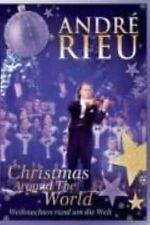 Andre Rieu Christmas Around The World DVD Star of Bethlehem Ave Maria Sleigh R4