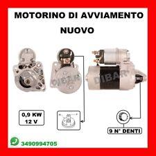 MOTORINO AVVIAMENTO NUOVO AUTOBIANCHI - FIAT - LANCIA 1.1-1.2 DAL 1989 63223200