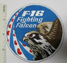 DUTCH ROYAL NETHERLANDS AIR FORCE 322 SQUADRON F-16 FIGHTIN FALCON Swirl PATCH