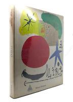 Joan Miro - Rowell, Margit MIRO  1st Edition 1st Printing