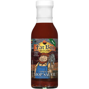Fat Boy BBQ Natural Vinegar Mop Sauce