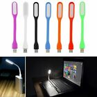 New Bendable And Flexible USB LED Light Lamp For Keyboard Laptop Camping Lights