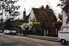 PHOTO  STORM DAMAGE ON TEMPLE FORTUNE HILL HAMPSTEAD GARDEN SUBURB 1987