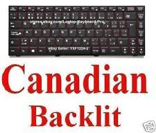 Lenovo Ideapad Y400 Y410p Keyboard - Canadian - 25205326 T2B9-FrEn MP-12B3
