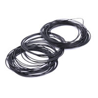 Durable Watch Repair Parts Rubber O-Ring Watch Back Cover Seal Gaskets 500pcs
