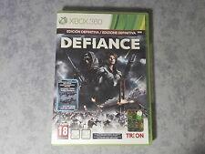 DEFIANCE - FPS MMO ONLINE - MICROSOFT XBOX 360 PAL ITALIANO NUOVO NON SIGILLATO