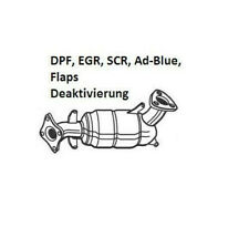 Dieselpartikelfilter,Ad-Blue,Abgasrückführung,Drallklappen,AGR, DPF, EDC15-17,OM