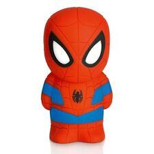 Luci blu per bambini a tema Spider-Man