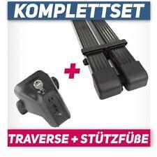 Für Nissan Juke 5-Tür ab 10 Stahl Dachträger am Dachprofil kpl S02-CM