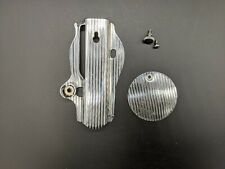 Singer 15-91 Sewing Machine Parts Face Plates Vintage Original
