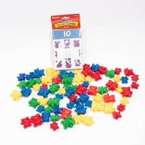 *70+ Maths Sorting Plastic Compare Bears Eyfs Teacher Resource* Counting Weight
