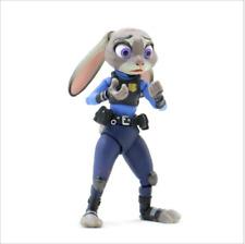 Revoltech Movie Revo Series No.008 Judy Hopps Zootopia PVC Action Figure Toy