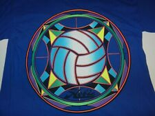 Vintage Hobie Volleyball T Shirt (Xl) Made by Hobie in Usa