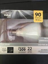 Great Value LED Light Bulb 14W (90W Equivalent) P38 (E26), Soft White (8c)