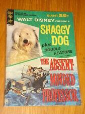 WALT DISNEY PRESENTS SHAGGY DOG #708 VG (4.0) GOLD KEY COMICS AUGUST 1967
