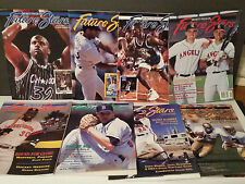Lot of 8 - Beckett Future Stars Magazines 1993 : #21,23,24,26,28,30,31,32