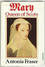 Mary Queen of Scots by Antonia Fraser (Hardback with dust wrapper, 1989)