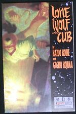 LONE WOLF AND CUB #22 FIRST PUBLISHING 1989