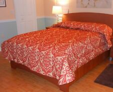 "coverlet two sided 83"" x 118"""