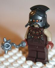 Lego MORDOR ORC HELMET MINIFIGURE Lord of the Rings Battle at Black Gate (79007)