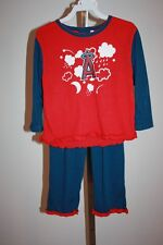 NEW-MENDED ANAHEIM ANGELS TODDLER GIRLS 3T Cute Pajama Set