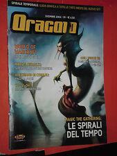ORACOLO-RIVISTA UFFICIALE CARTE DA GIOCO -N°79-CON warcraft.yu-gi-oh,magic
