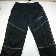 4UCYCLING BICYCLE CYCLING LINED FLEECED WINDSTOPPER PANTS Sz Mens XL Reflective