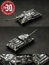 Figarti Miniatures EFR-024 WWII Russian Winter SU-100 Tank Destroyer -Retired