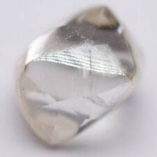 1.10 CARAT NATURAL ROUGH DIAMOND GEM DODECAHEDRON FANCY GOLD VS1 AUSTRALIAN