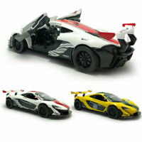 McLaren P1 GTR 1:32 Scale Model Car Diecast Gift Toy Vehicle Kids Collection