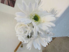 Daisy Silk Wedding Bouquets