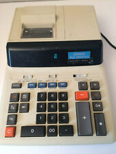Casio DR-110X Calculator - Fully Working - RARE                               L2