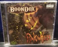 Boondox - PunkinHed CD insane clown posse twiztid psychopathic records rydas icp