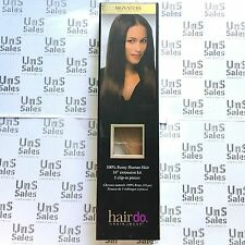 Hairdo 100% Remy Human Hair 16'' Extension Kit 5 Clip-in Pieces Ginger Blonde
