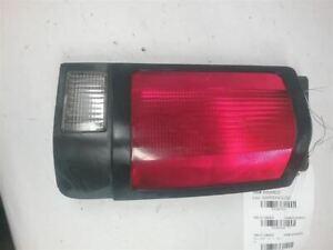 Passenger Right Tail Light Fits 91-94 MAZDA NAVAJO 397002