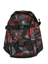 Planet Eclipse 2014 Red Gray Gravel Paintball Backpack Gear Bag Multi Storage