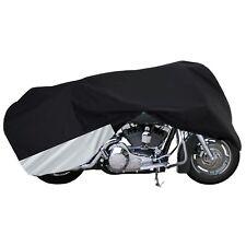 Motorcycle Cover Travel Dust For Harley Softail Cross Bones Deuce Rocker