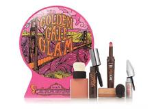 Benefit Golden Gate Glam Collectible Tin Limited Edition Mascara Lip Brow Blush
