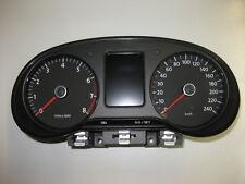 VW Polo 6R TFSI FSI FIS MFA Tacho Cluster Speedo Kombiinstrument 6R0920860A T195