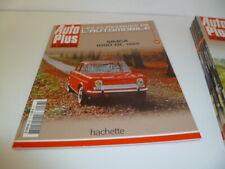 FASCICULE AUTO PLUS SIMCA 1000 GL 1965 N 28