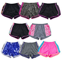 Victoria's Secret Pink Running Shorts Campus Short Athletic Gym Sport Vs New Nwt