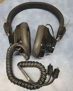 Grundig Stereo Concert-Boy Transistor 4000 Headphones