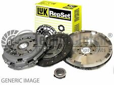 VW Passat 1.9 Tdi Complete Clutch Kit And Dual Mass Flywheel Avb 100 Bhp 00-05